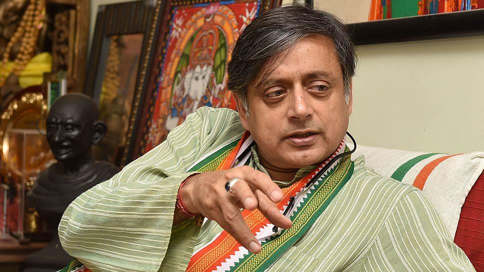 """Что экс-замглавы МИД Индии Шаши говорил """"Ъ"""" о попытках балансировать между мировыми державами"""