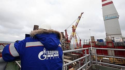 «Газпром нефть» разлилась по губе // Правительство утвердило лицензию на Южно-Обский участок