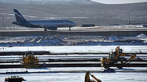 Аэропорты подготовили рамки // Они просят ограничить либерализацию доступа к инфраструктуре
