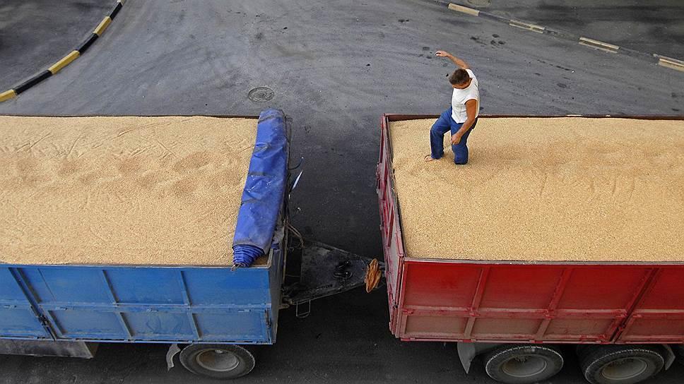 Перевозчики зерна, недовольные низкими тарифами, приготовились устраивать массовые забастовки