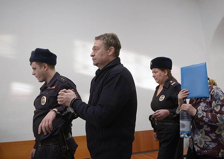 Бывший глава Республики Марий-Эл Леонид Маркелов
