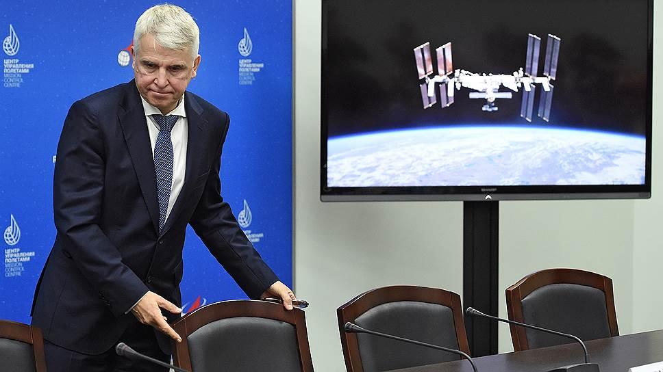 Николай Севастьянов вернется к руководству «Энергией» после почти 12-летнего перерыва