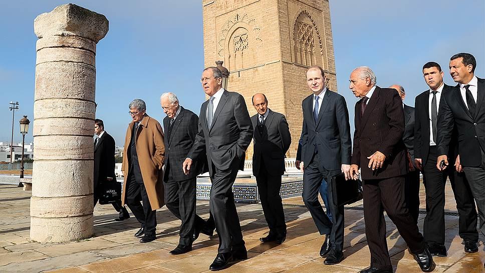 Готовы ли страны Северной Африки  переориентироваться на Россию