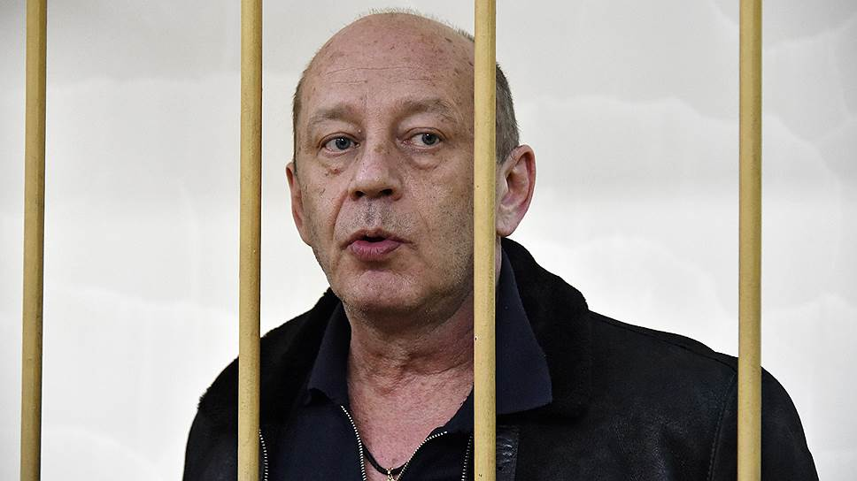 Бывший глава службы безопасности бизнесмена Бориса Березовского Сергей Соколов