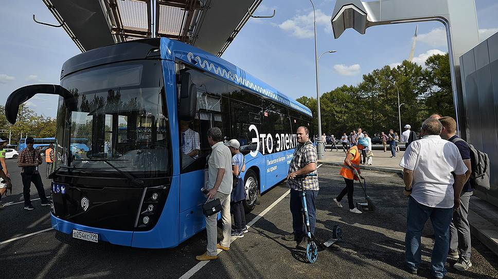 Почему группа ГАЗ не смогла участвовать в конкурсе Москвы на покупку электробусов