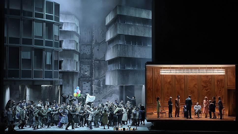 Алексей Тарханов — о «Троянцах» Дмитрия Чернякова в Парижской опере