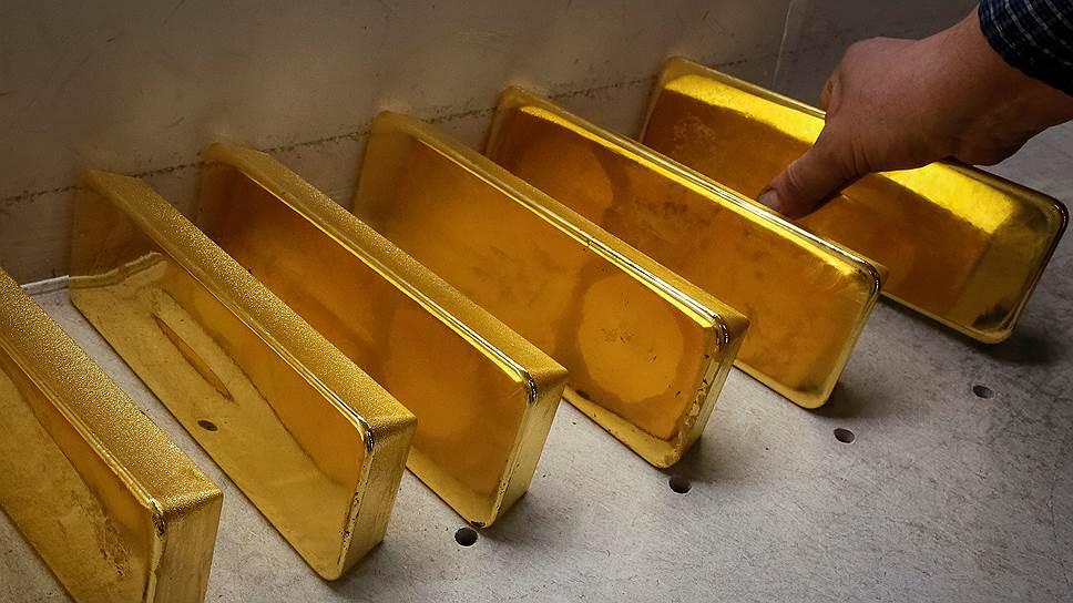 Центральные банки увеличивают закупки золота