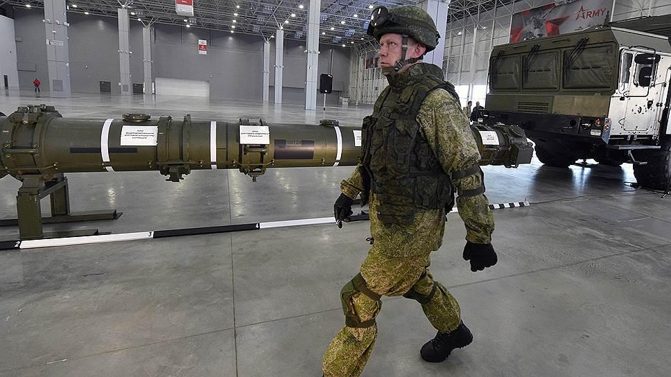 Эксперты уверены: чтобы убедить представителей Запада в соответствии ракеты 9М729 договору о РСМД, звать их надо было не в парк «Патриот» (на фото), а в Капустин Яр, где проводятся испытания вооружений, и воинскую часть на Урале