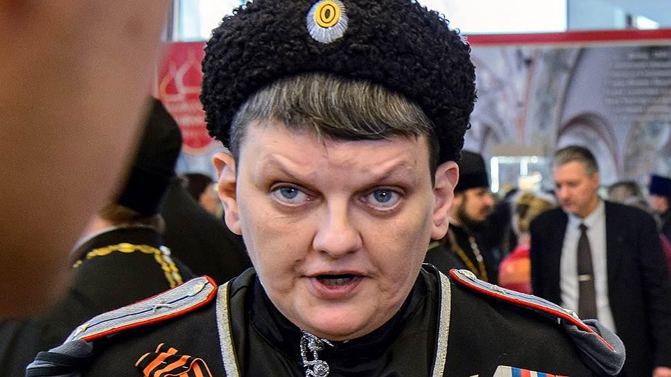Казак, представляющий московский Лосиный Остров, выступая за Русь, был святее патриарха Кирилла