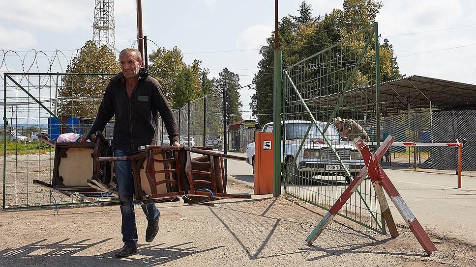 Как Россия и Грузия завершили работу над процедурами торговли через Абхазию и Южную Осетию