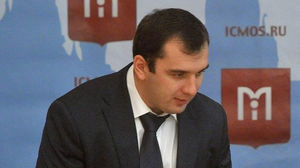 Вячеслав Шуленин оставил пост в мэрии Москвы накануне выборов в Мосгордуму