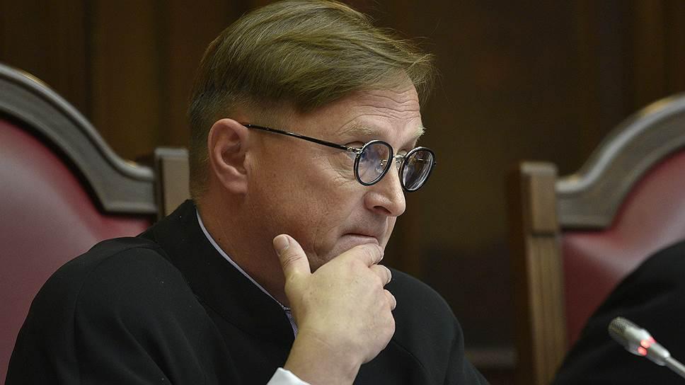 Судья КС России Константин Арановский