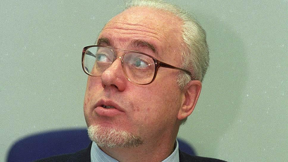 Доктор экономических наук Игорь Липсиц
