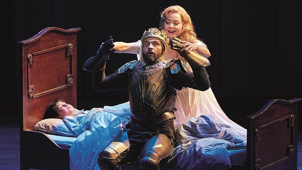 Режиссер Бехтольф превратил «Короля Артура» в историю о мальчике, начитавшемся старинных легенд