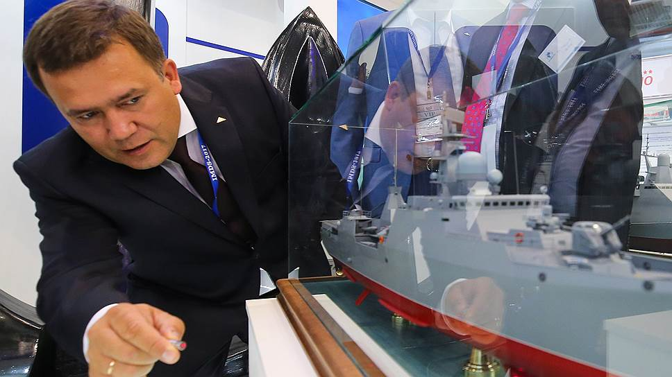 Гендиректор судостроительной корпорации «Ак Барс» Ренат Мистахов стал участником следственных действий по делу о взятках