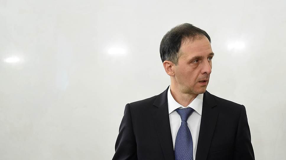 Судья Европейского суда по правам человека Дмитрий Дедов