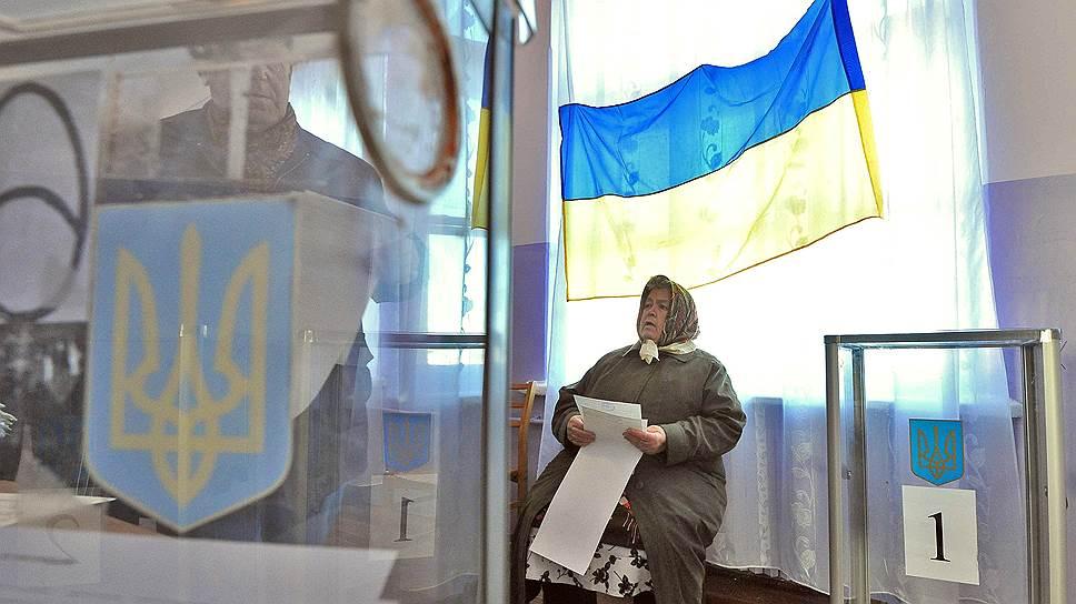 Как российских наблюдателей не пустили на украинские выборы