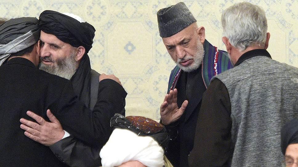 Как прошли московские переговоры афганских политиков с талибами