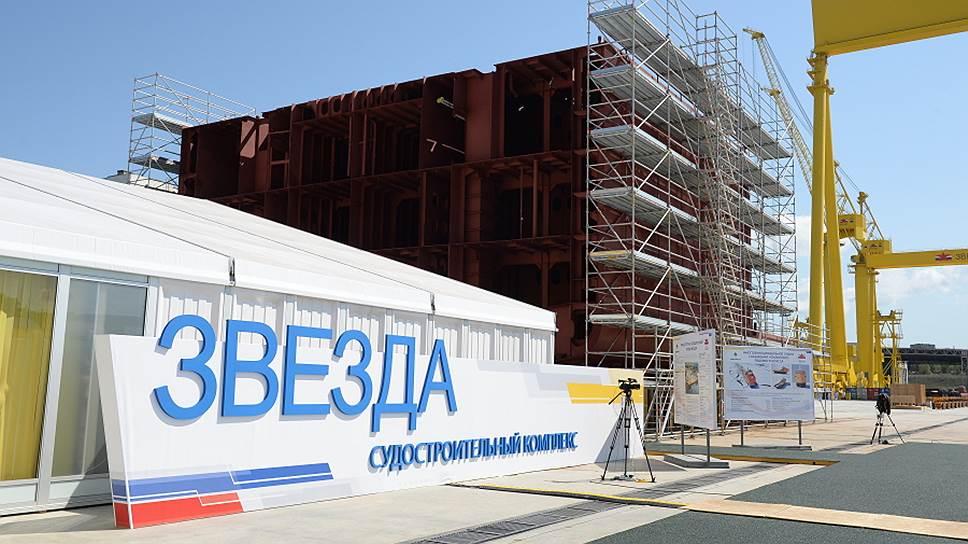 «Звезда» построит СПГ-танкеры за $383 млн