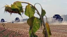 Пшеница замерла в портах