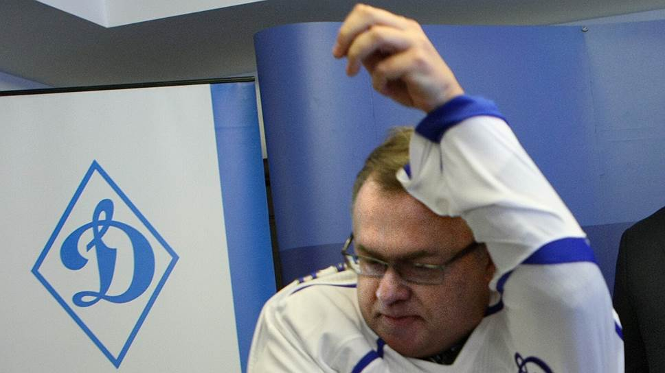 Глава ВТБ Андрей Костин готов вернуть ФК «Динамо» в собственность банка, но лишь за символическую сумму