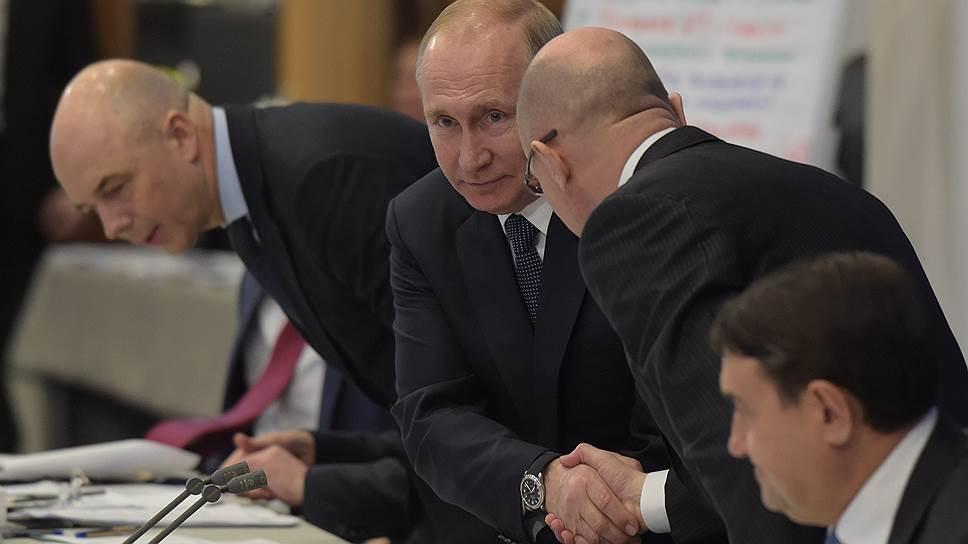 Как Владимир Путин руководил строительством жилья в столице Татарстана