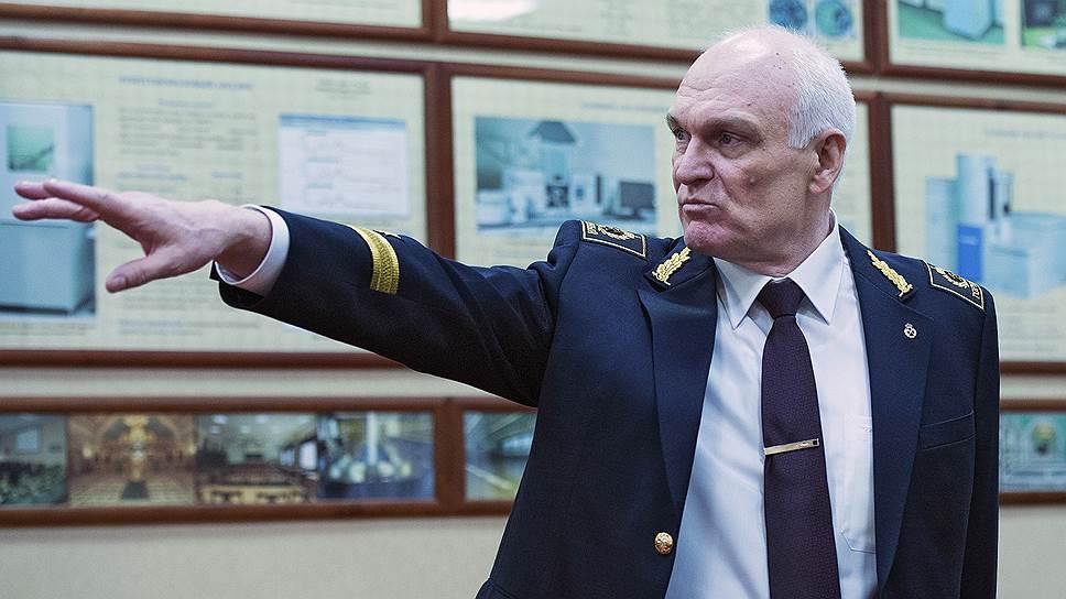 Ректор Горного университета Владимир Литвиненко