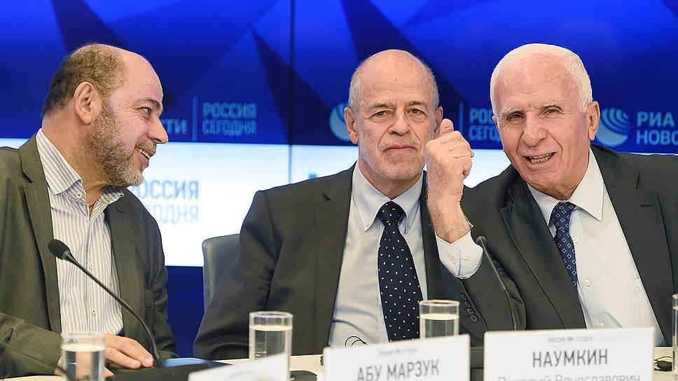 Как прошла третья межпалестинская встреча в Москве
