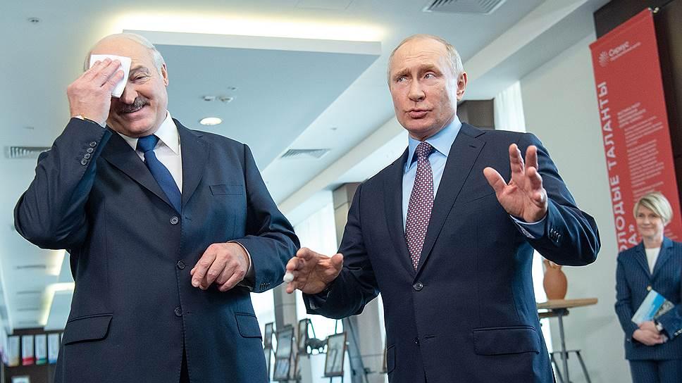Александру Лукашенко непросто давались ответы на вопросы о разнице между суверенитетом и независимостью