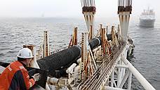 «Газпром» вытесняют из трубы