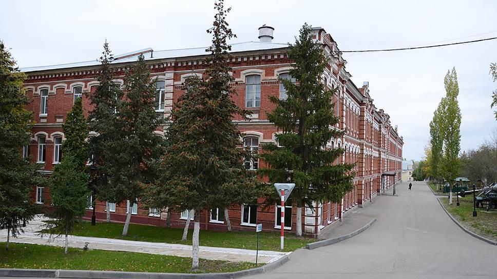 Военная академия материально-технического обеспечения имени генерала армии А.В. Хрулёва в Вольске
