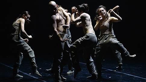 Танцы на будущее // Молодые хореографы в «Точке пересечения»