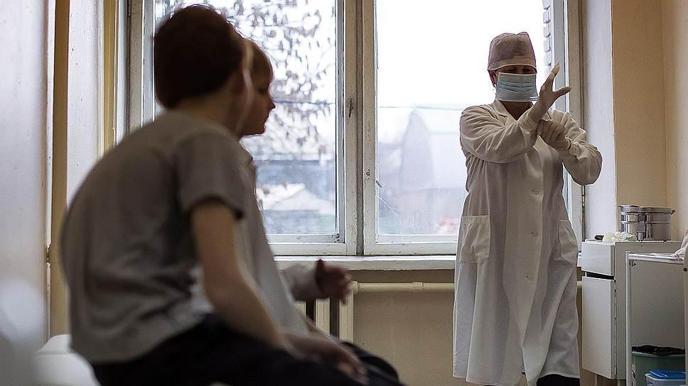 Роспотребнадзор проверил обстоятельства госпитализации 11 детей после пробы на туберкулез