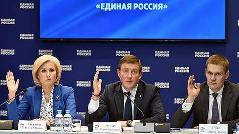 Севастополь снабжают боевыми партийцами  / Руководство «Единой России» предоставило Дмитрию Саблину недостающие кадры
