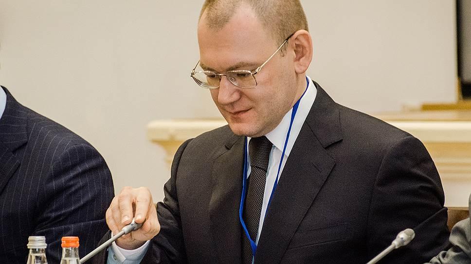 Начальник управления президента по внутренней политике Андрей Ярин