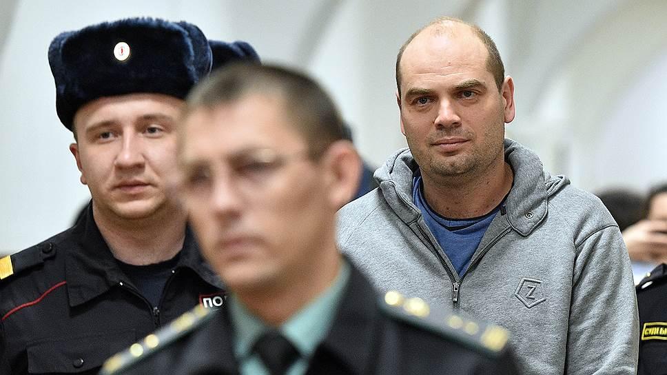 Бывший руководитель банка «Восточный экспресс» Алексей Кордичев