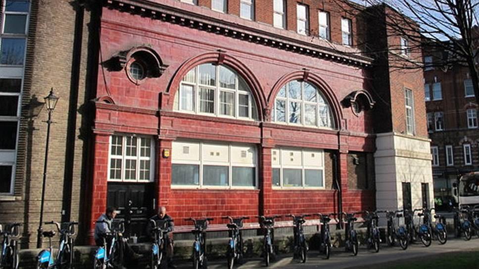 Один из арестованных особняков Дмитрия Фирташа во время Второй мировой был пунктом сил ПВО центра Лондона