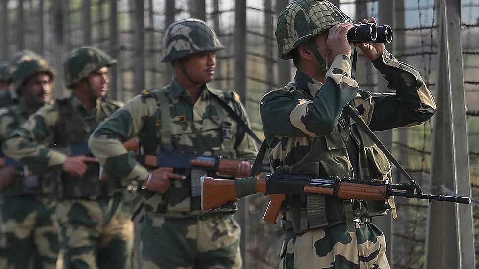 Как Индия и Пакистан замерли на грани войны