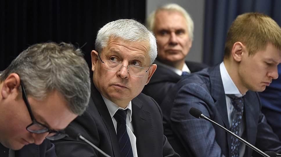 Президент общероссийского Конгресса муниципальных образований Виктор Кидяев