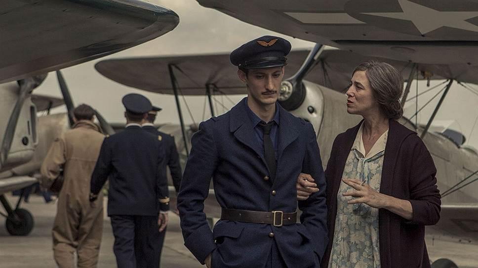 Актерский дуэт Пьера Нинэ (Ромен) и Шарлотты Генсбур (Нина) — главная, если не единственная удача фильма