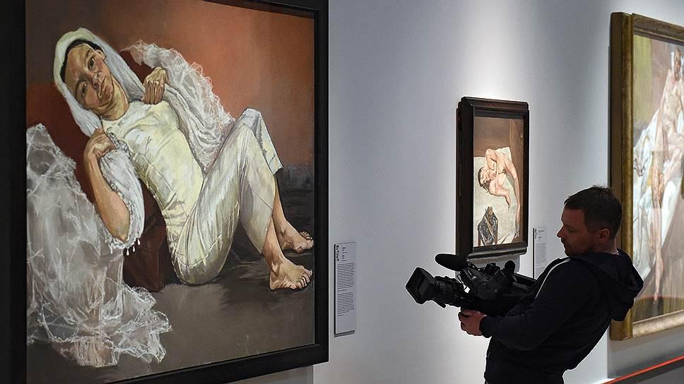 «Невеста» (1994) Паулы Регу оказалась так же фотогенична, как и работы других представителей Лондонской школы