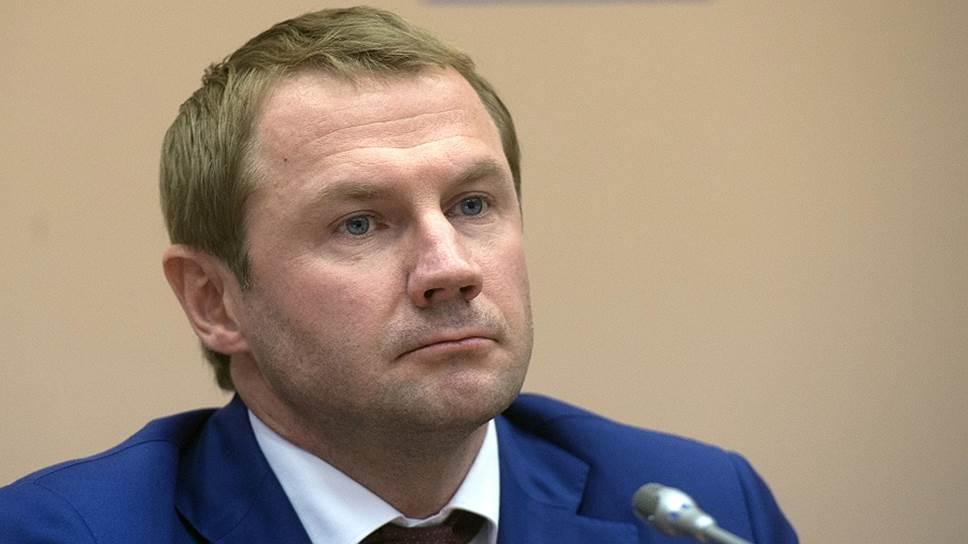 """Бывший генеральный директор компании """"Силовые машины"""" Роман Филиппов"""