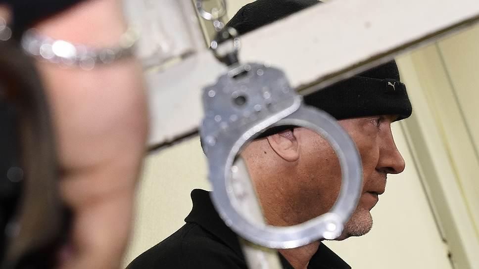 Адвокат Игоря Подпорина (на фото) заявила, что ее подзащитный хорошо разбирается в истории