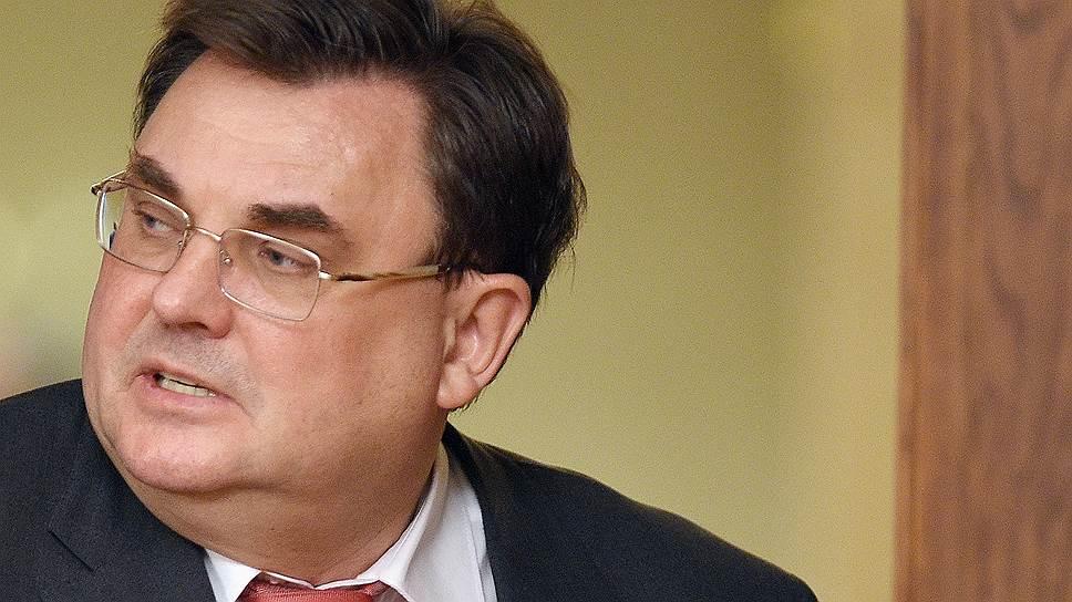 Глава аппарата правительства, вице-премьер Константин Чуйченко