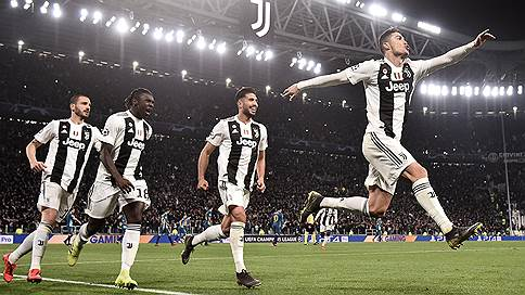 Мячи сыграли на Миланской бирже // Хет-трик Криштиану Роналду поднял акции Ювентуса на 16,5%
