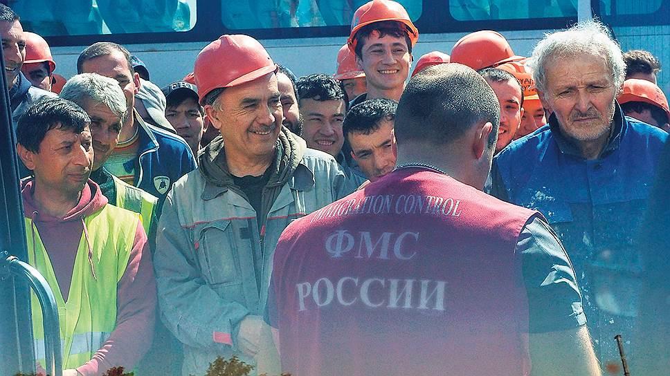 Мигрантополучатели / Сформированы структуры, которые займутся привлечением в Россию новых граждан