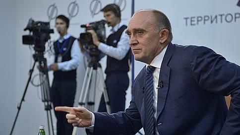Челябинского губернатора обвинили в антиконкурентных условиях // ФАС намерена передать в МВД и Генпрокуратуру решение по делу на 2,4 млрд рублей