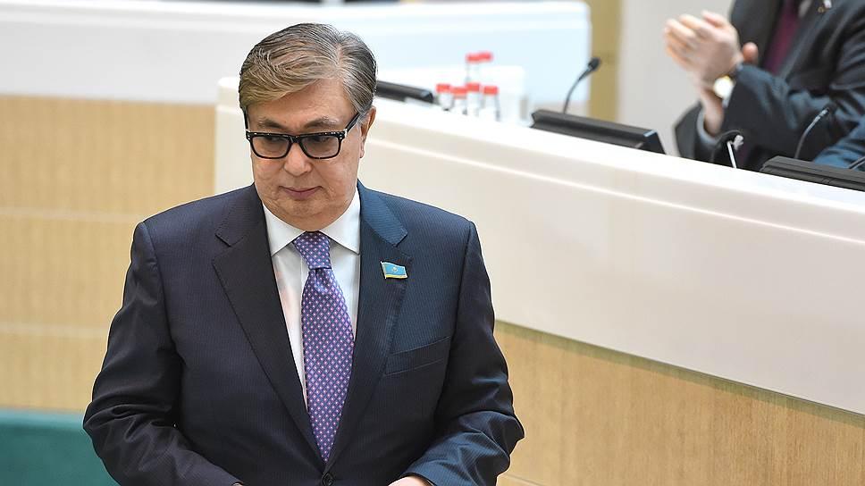 Выпускник МГИМО Касым-Жомарт Токаев получил два года на то, чтобы доказать, что из него получится президент