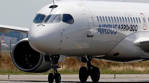 Red Wings пострадала за SSJ 100 // Росавиация заблокировала ей поставки канадских A220-300