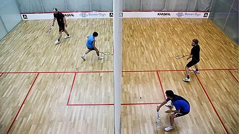 Сквош занимает нишу // Выходец из «Ростелекома» создает сеть тематических фитнес-центров